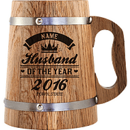 Beer Mug Husband of the Year