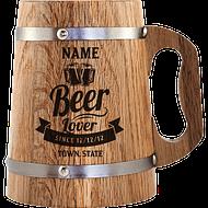 Beer Mug Beer Lover