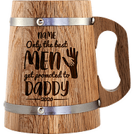 Only the best men get promoted to daddy